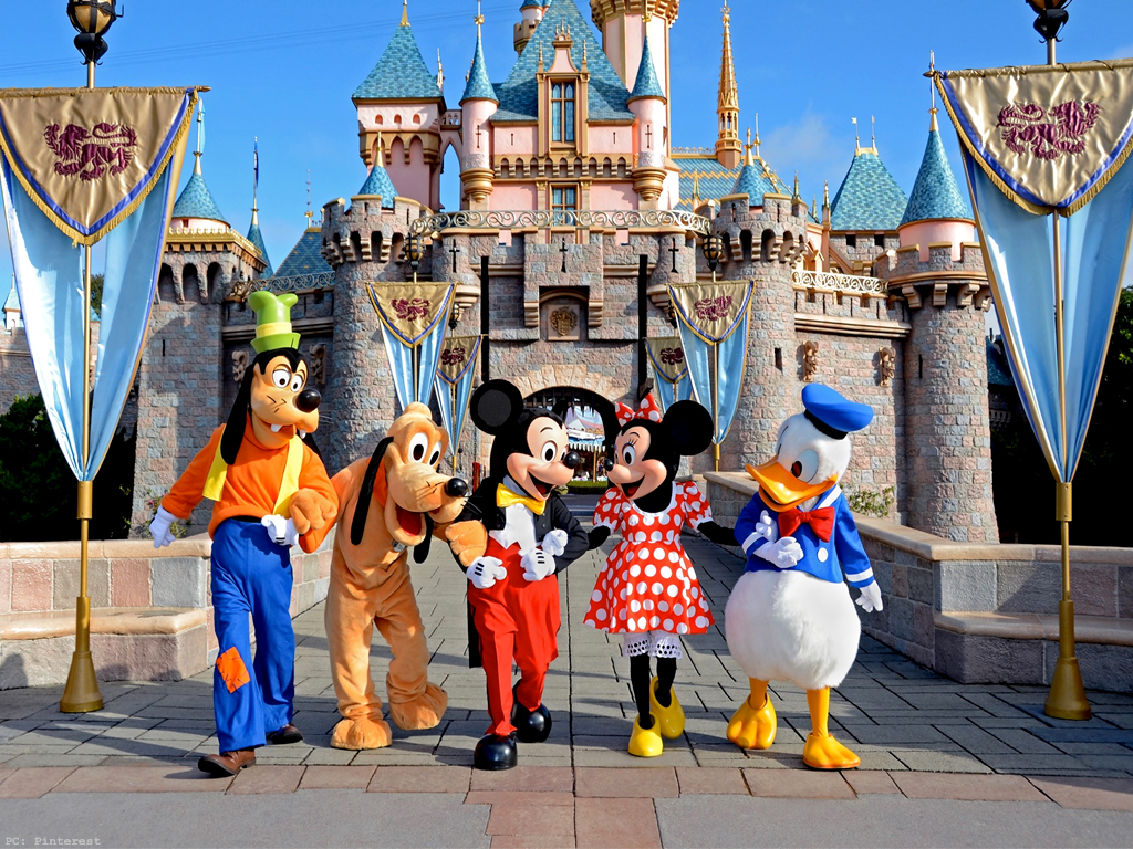 You Can Now Visit Disneyland For Free Technology Business Recorder