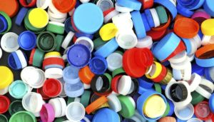 Scrap plastic contamination