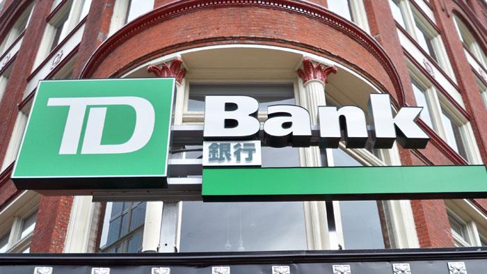 td bank business