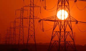 Energy sector slips and blips