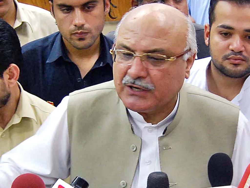 ANP leader Iftikhar Hussain contracts coronavirus - Pakistan - Business  Recorder
