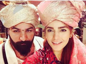 Singer Momina gears up for the Mustehsan wedding