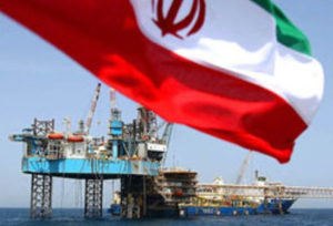 Iran sanctions and oil price