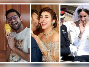 Picture: Ali Gul Pir trolls Urwa over comparison to royal wedding