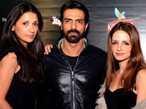 Has closeness with Hrithik's ex-wife Suzzane cost Arjun his marriage?