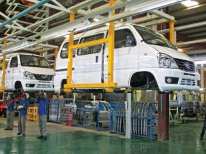 Deciphering growth: commercial vehicles