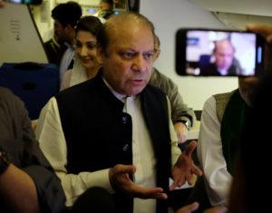 Nawaz Sharif, Maryam Nawaz arrested after arriving in Lahore