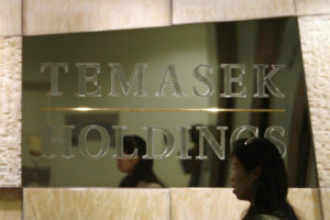 Singapore's Temasek reports record $235bn portfolio