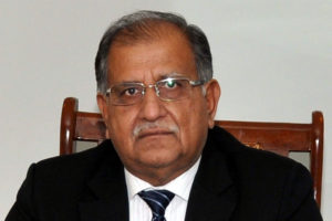 PML-N candidate Mian Riaz Hussain Pirzada wins NA-171 election
