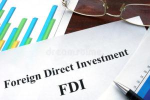 FDI down; non-Sino FDI worse
