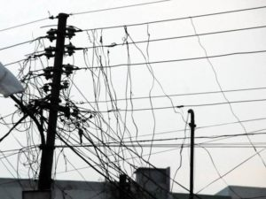 Countering electricity theft