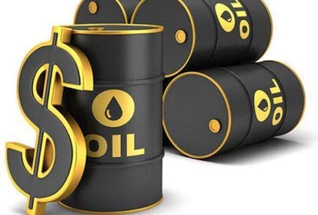 Crude oil: keep it pumping