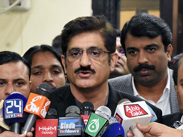 SC rejects disqualification petition against Murad Ali Shah