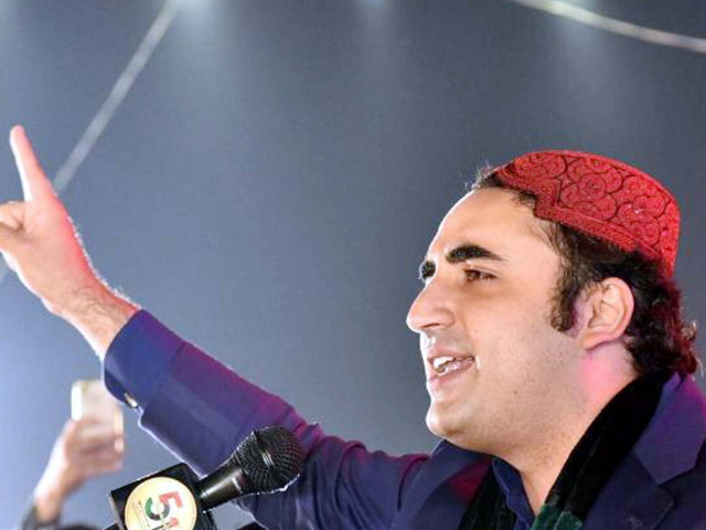 Bilawal says removal of his name from ECL not a favour to him