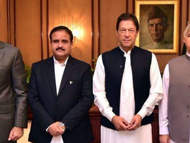 Prime minister summons Usman Buzdar over Sahiwal killings