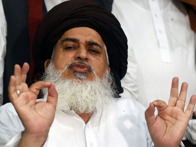 ATC sends Khadim Rizvi, others on judicial remand