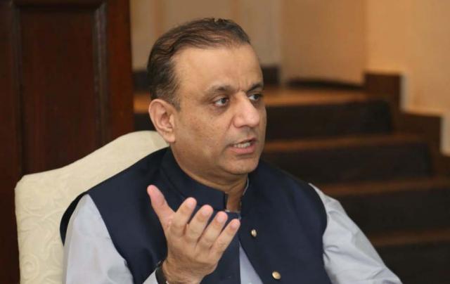NAB takes PTI minister Aleem Khan into custody