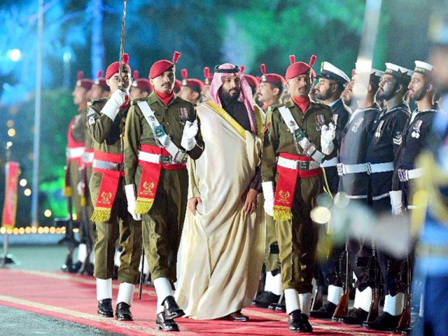 On PM's request, crown prince orders release of over 2000 Pakistani prisoners from Saudi jails