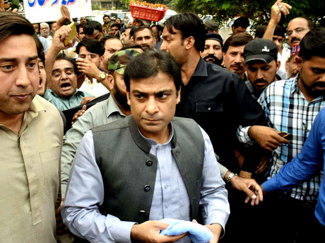 Hamza Shehbaz seeks 14-day extension from LHC to stay in London