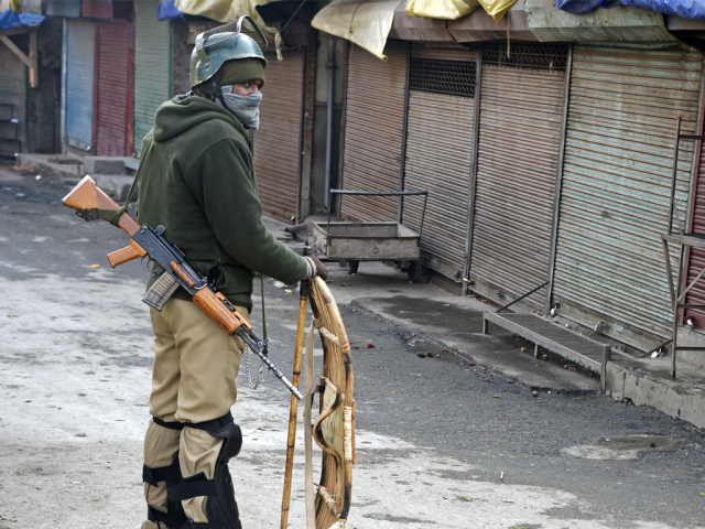 Indian troops gun down three youth including girl in IoK