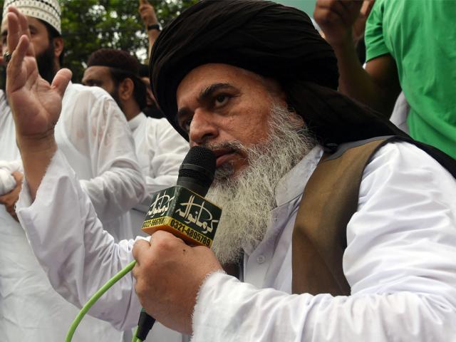 ATC extends judicial remand of Khadim Rizvi, other TLP leaders