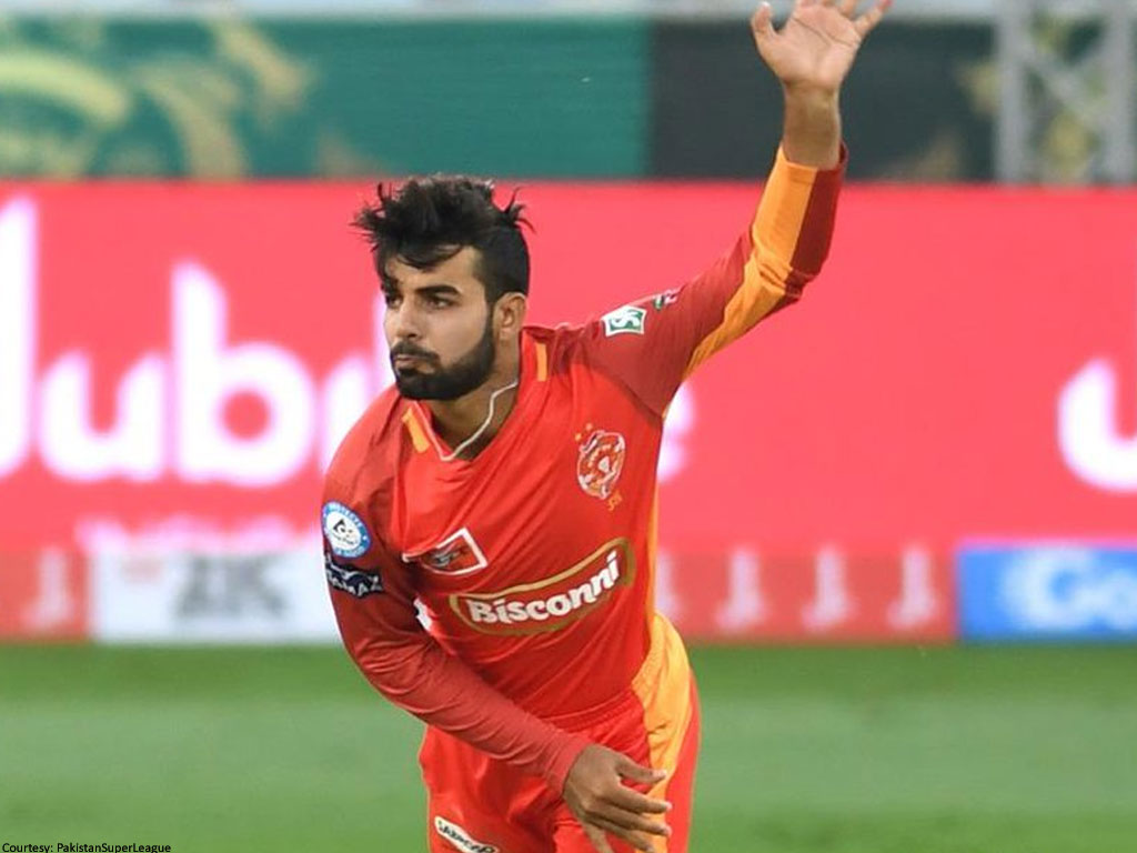 PSL grew my confidence, says shining star Shadab Khan - Business Recorder