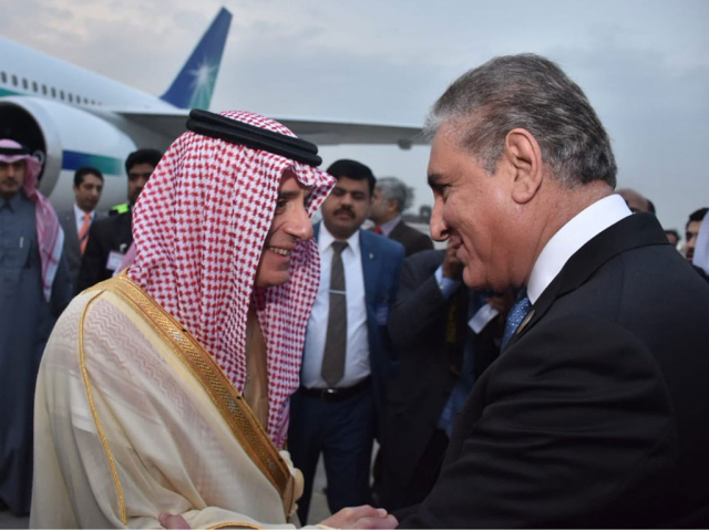 This is not charity, this is investment that will benefit both countries: Saudi foreign minister