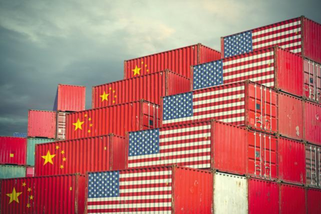 Oil relying on China-US trade talks