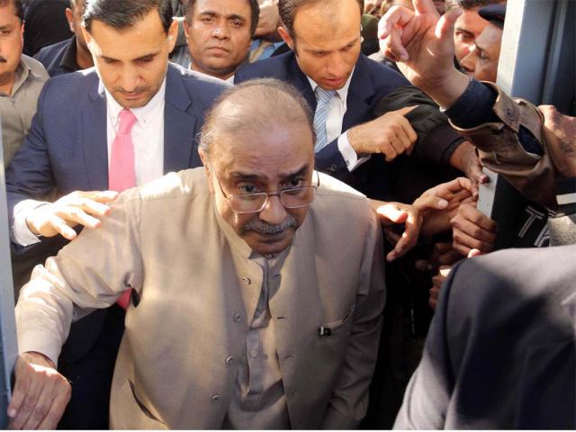 Asif Ali Zardari, Faryal Talpur challenges banking court's verdict in SHC
