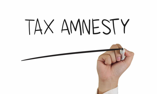Tax amnesty: putting the cart before the horse