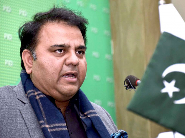 Today India is divided while Pakistan stands united: Fawad Chaudhry