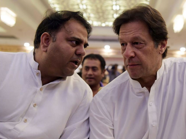 Fawad Chaudhry submits resolution in NA seeking Nobel Peace Prize for PM