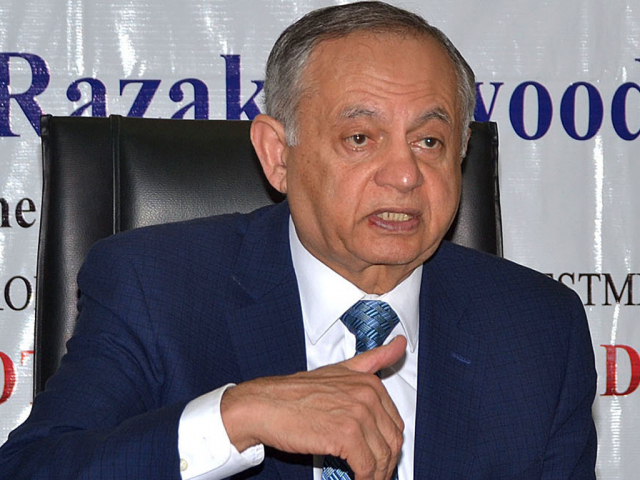 Draft Mobile Device Manufacturing Policy to develop mobile industry in Pakistan: Razak Dawood