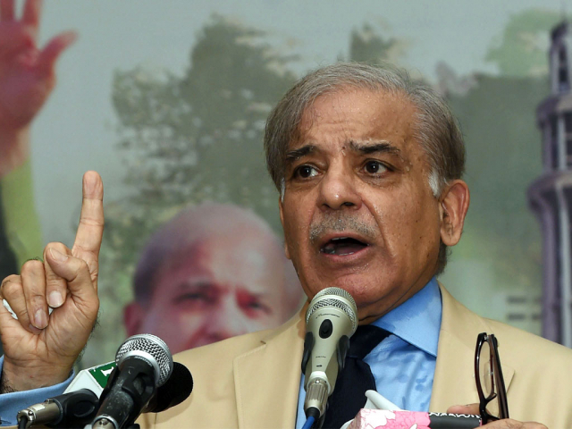 PML-N to approach LHC to seek Nawaz's removal from ECL: Shehbaz Sharif