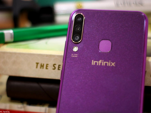 Infinix becomes first smartphone brand manufacturer in Pakistan