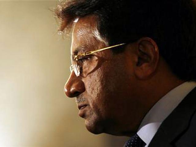 Musharraf granted interim relief