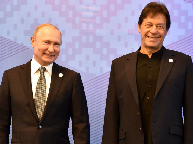 Russia keen to invest billions of dollars in Pakistan's economy