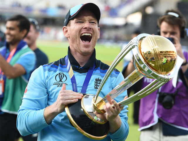 I'd be surprised if it goes ahead: Morgan on 2020 T20 World Cup