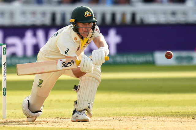 Labuschagne ready for 'heaps of cricket' when sport resumes
