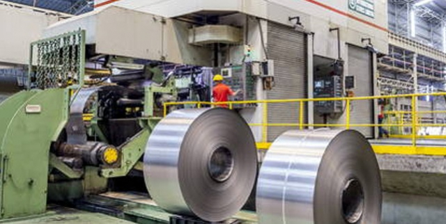 Slowing steel manufacturing