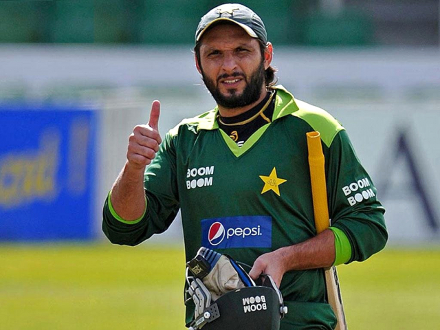 Afridi offers assistance for amicable solution to Akhtar, Rizvi conflict