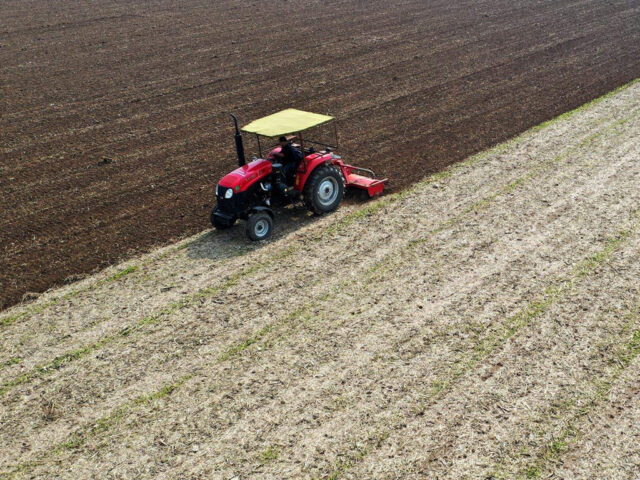The future of agriculture is futures