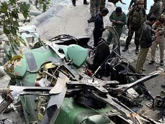 Pak Army spokesperson claims Indian Army downed own helicopter in a bid to assassinate a general