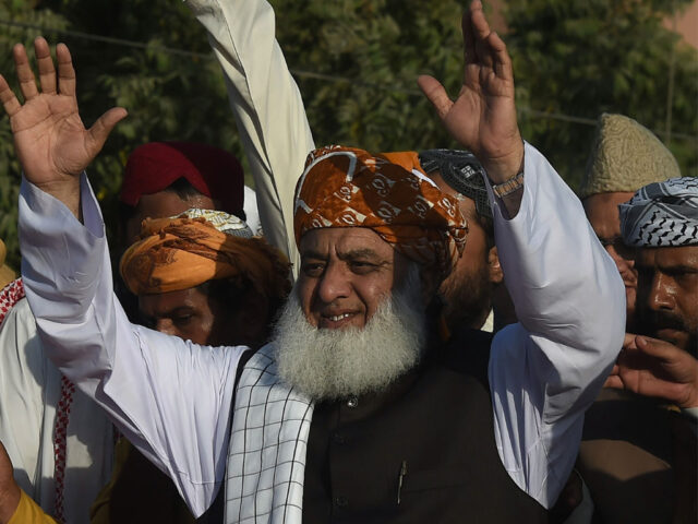 Govt allows JUI-F to hold 'Azadi March' if it remains within limits of law