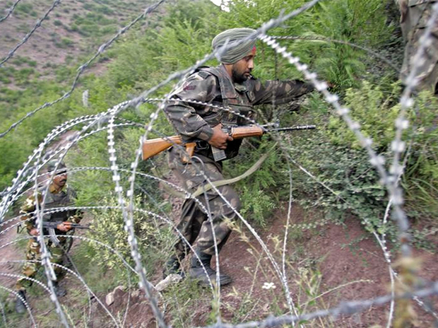 Pakistan Army soldier martyred in firing by Indian troops across LoC : ISPR