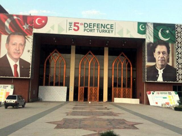 As New Delhi cuts defence ties with Ankara, Turkey holds defence equipment exhibition in Pakistan