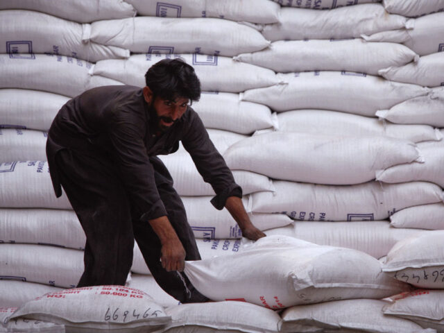 Food imports dip over 24pc in 1st Quarter