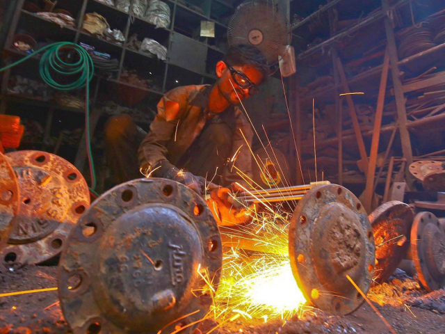 ISL: screaming all signs of manufacturing recession