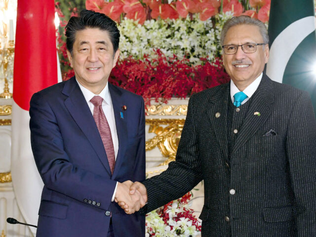 President urges Japanese PM to play role in ending human rights violations in IoK