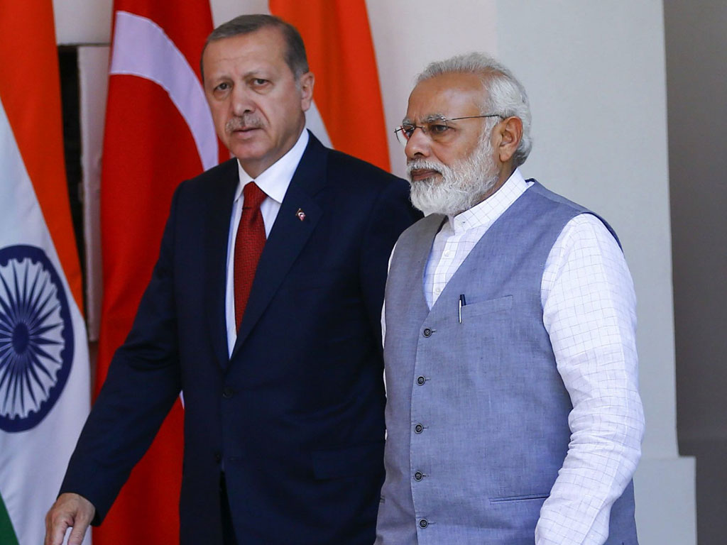 India cutting trade ties with Turkey over nexus with Pakistan - Business &  Finance - Business Recorder